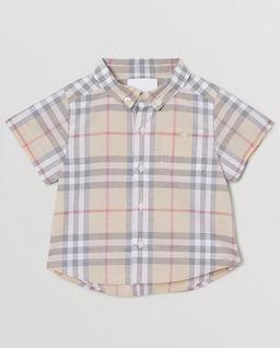 Koszula w kratę 0-2 lat