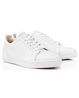 Białe sneakersy Louis Junior