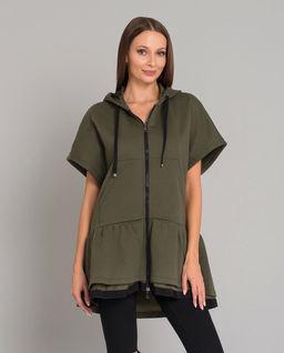 Bawełniana bluza z kapturem