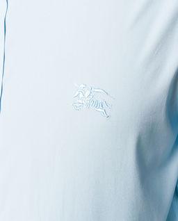 Koszula z haftowanym logo