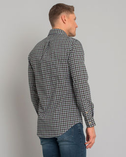 Koszula w kratę Slim Fit