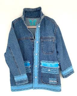 Bluza jeansowa