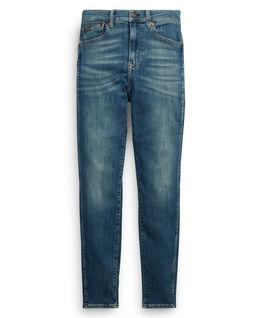 Jeansy z wysokim stanem Skinny Jean