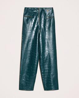 Spodnie z motywem aligatora