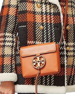 Brązowa torebka na ramię Miller
