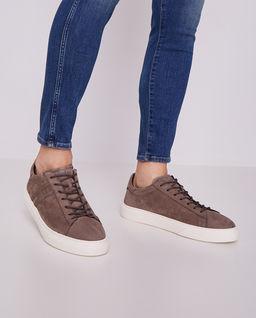Brązowe sneakersy H365