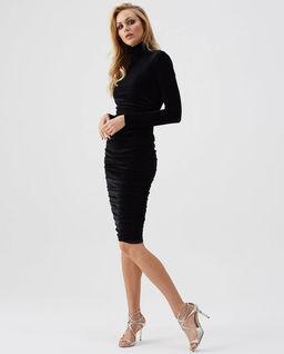 Czarna sukienka Annette