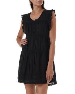 Czarna sukienka Rebekah