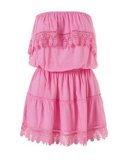 Różowa sukienka Joy