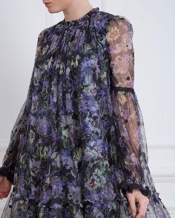 Sukienka w kwiaty Ditsy