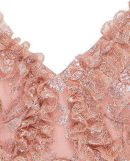 Różowa sukienka Be Mine