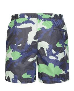 Kolorowe kąpielówki Camouflage