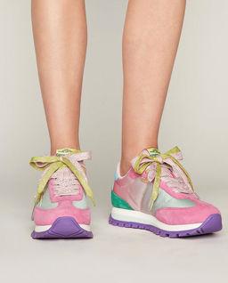 Wielokolorowe sneakersy The Jogger