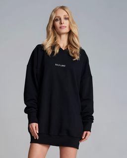 Czarna bluza Menfi Long