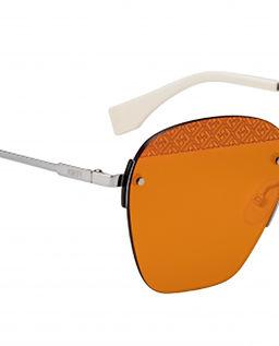 Oranžové sluneční brýle