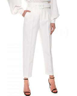 Spodnie białe  Tracey Cloud Dancer