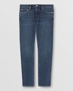 Niebieskie jeansy Slim Fit