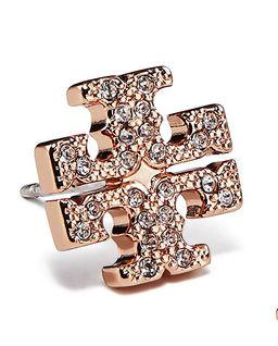Kolczyki z kryształami