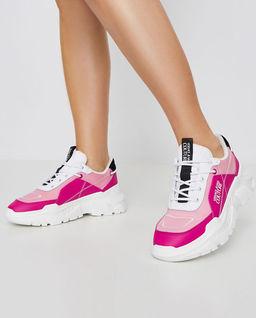 Růžové sneakersy