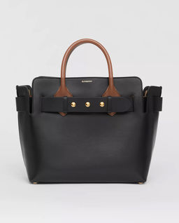 Czarna torebka The Belt Bag Medium