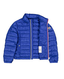 Niebieska kurtka pikowana 4-14 lat