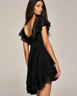 Czarna sukienka Lucia