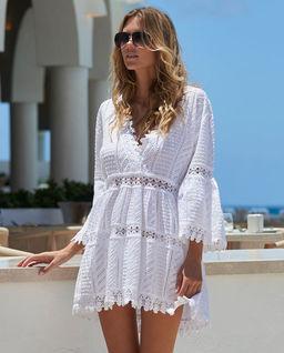 Biała sukienka Victoria