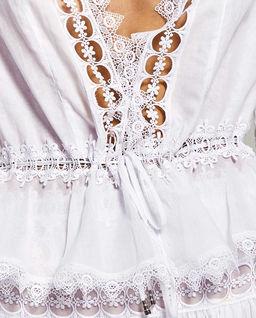 Biała bluzka Edda