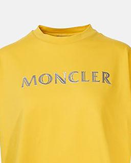 Żółta koszulka z logo