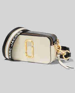 Béžová kabelka Snapshot Small