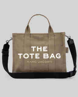 Torebka khaki The Small Traveler Tote