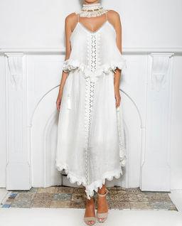 Biała sukienka Better Still