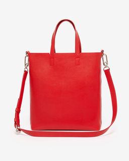 Czerwona torebka tote small