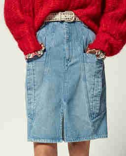 Jeansowa spódnica Kalosia
