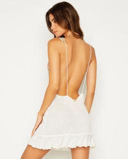 Biała sukienka Annika