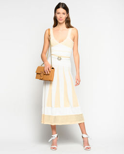 Sukienka plisowana Lipari