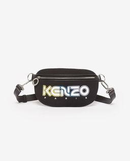 Czarna torebka na pas Kombo