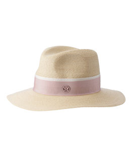 Beżowy kapelusz Henrietta