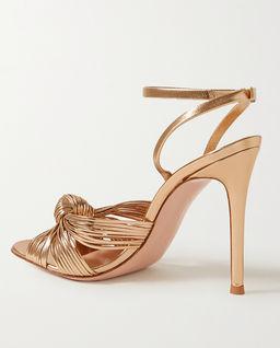 Skórzane sandały Portia