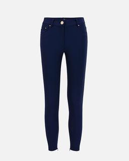 Elastyczne spodnie skinny