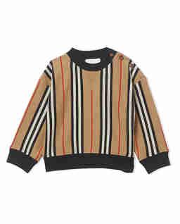 Bluza w paski 0-2 lat