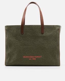 Zielona torba shopper California
