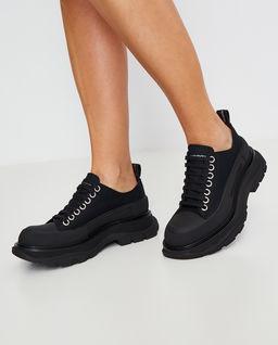 Sneakersy z wysoką podeszwą