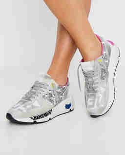 Wielokolorowe sneakersy Running Sole