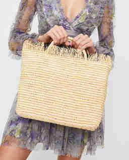 Béžová kabelka Canasta