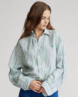 Koszula w paski oversize
