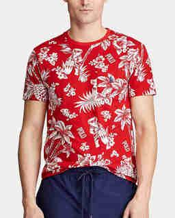 Hawajska koszulka z misiem