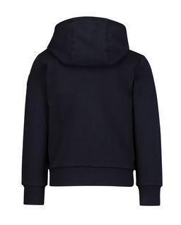 Granatowa bluza z pikowaniem 0-3 lat