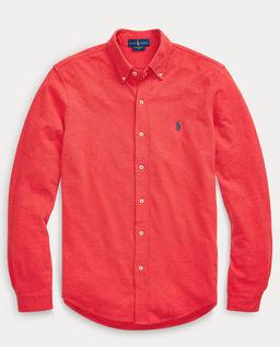 Czerwona koszula Mesh
