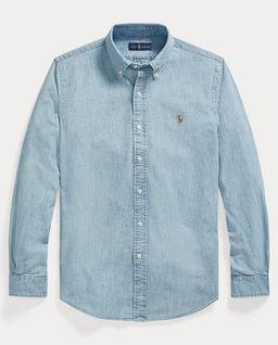 Bawełniana koszula Custom Fit